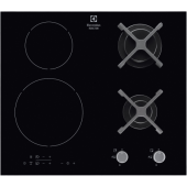 Plita incorporabila mixta Electrolux EGD6576NOK